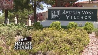 HOA HALL OF SHAME: American West Village