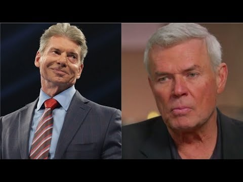 Eric Bischoff Fired! Bruce Prichard Takes His Job. - Mat Men Podcast LIVE!