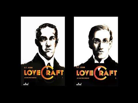 Je suis Providence : vie et oeuvre de H.P. Lovecraft