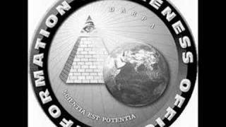"""Anonymous message to the """"New World Order""""."""