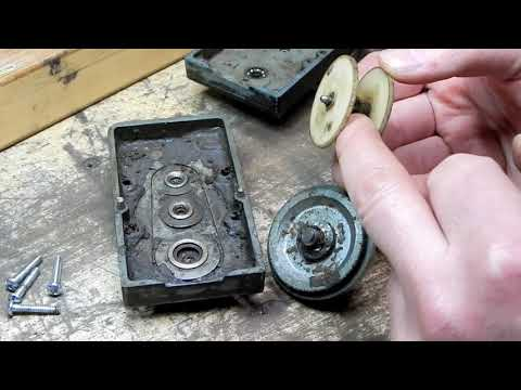Southwestern industries Trav-a-dial repair attempt autopsy
