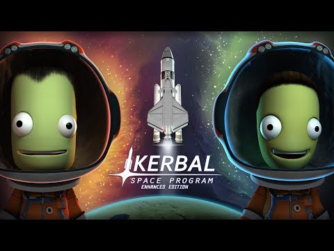 Kerbal Space Program Enhanced Edition Launch Trailer thumbnail