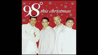 98 degrees I'll be home for Christmas Acapella Cover