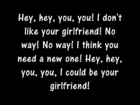 Avril Lavigne-Girlfriend Lyrics