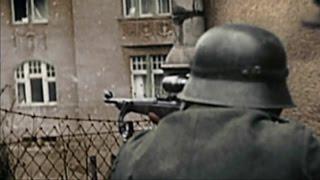 Battle For Berlin WW2 Footage