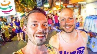 Bangkok Chatuchak Market, Thai Massage | GlobalTraveler.TV