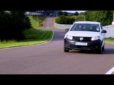 Snapshot Review: Dacia Sandero