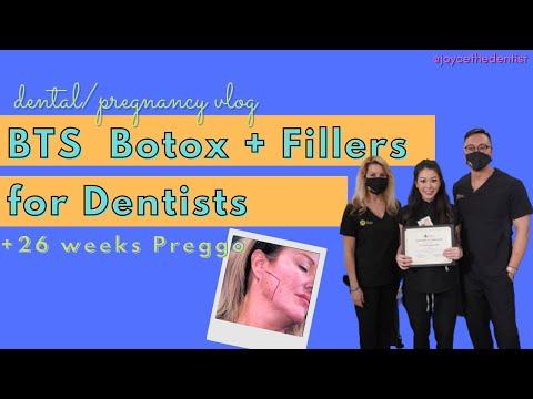 VLOG | BTS Botox and Filler Course for Dentists | Dr Joyce Kahng ...