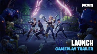 Fortnite Standard Edition cd-key EU