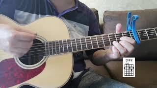 Sasha Sloan | Older | Guitar Chords