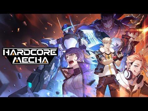 HARDCORE MECHA Campaign Mode PV #2 thumbnail