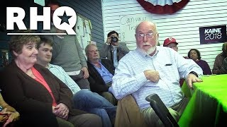 Trumpland Voters To Democrat: Save Our Social Security! thumbnail