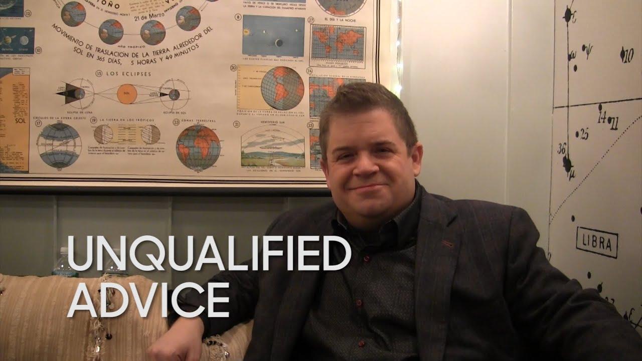 Unqualified Advice: Patton Oswalt thumbnail