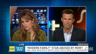 "Mother of ""Modern Family"" star denies abuse allegations"