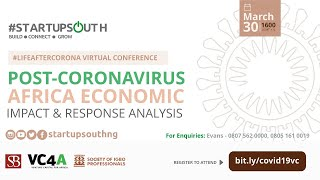 Virtual Conference: Post-Coronavirus Africa Economic