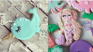 Top 100 Amazing Cookies Art Decorating Ideas Compilation - Cookies Style 2017 - Cookies Decorating