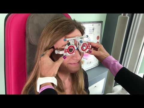 Individuelle Brillenmode in italienischem Design F
