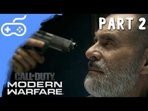 UMÍRÁNÍ NEKONČÍ!! - Call of Duty: Modern Warfare (2019) - PART #2 - 4K/RTX