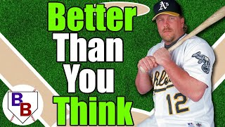 Matt Stairs Was Better Than You Think