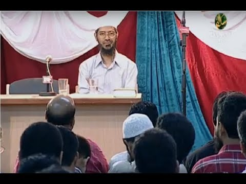 Dr  Zakir Naik Question and Answer Session in IRF Studio, English
