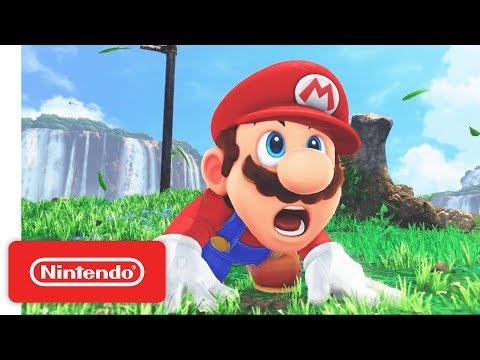 Super Mario Odyssey – Game Trailer – Nintendo E3 2017
