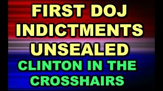 THE FIRST OF 61k SEALED INDICTMENTS HAS BEEN UNSLEALED AND OTHER NEWS.