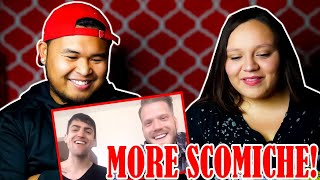 MORE SCOMICHE MOMENTS DURING LIVESTREAM PT. 1 (CREDIT TO PTX VIDEOS)  | REACTION!
