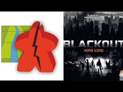 The Broken Meeple - Blackout Review