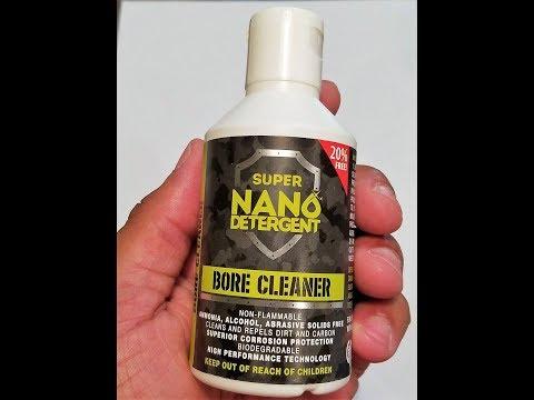 Super Nano Detergent Bore Cleaner