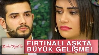 Zuhal Topal'la 172. Bölüm (HD) | Olaylı Bir Şekilde Ayrılan Ali ve Naz Son Kez Yüzleşiyor...
