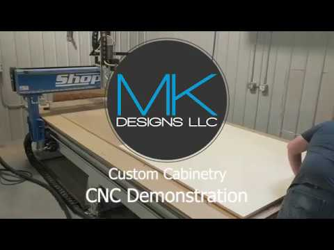 MK Designs IS Router Demonstration Cabinet Videovideo thumb