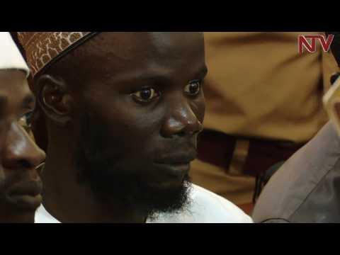 Abavunaanibwa ogw'okutta Kaweesi bazzidwayo e Luzira