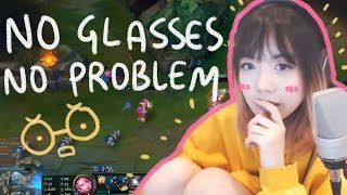 【LoL】no glasses no problem 🤓