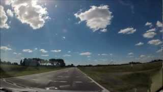 preview picture of video '2012-11-19 Buenos Aires to Huinca Renanco - driving time lapse (GoPro Hero2)'