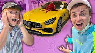 SHOPPING FOR MATT'S DREAM CAR!!