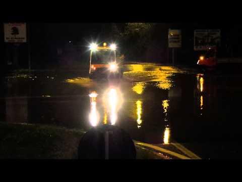 Esondazione Lura Caronno Pertusella