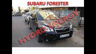 Subaru Forester 2.0 hidrojen yakıt sistem montajı