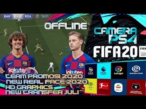 FIFA 20 MOD FIFA 14 BEST GRAPHICS NEW KITS AND NEW JERSEY