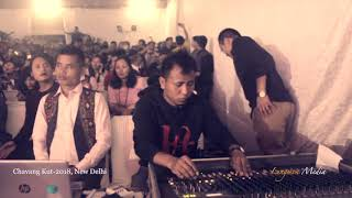 Lovejoy Khongsai : Lungset Kidang (LIVE)| Chavang Kut-2018| New Delhi