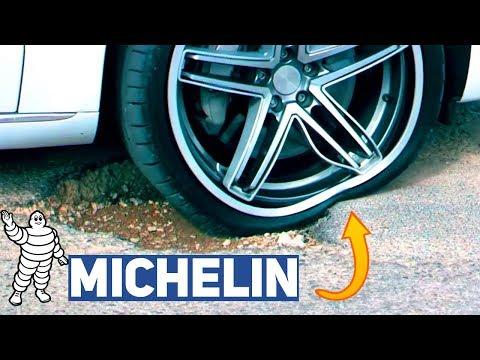 Это невероятное колесо спасет ваше авто