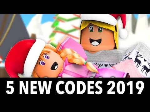 NEW ADOPT ME CODES (Working 2018)   Roblox Adopt Me