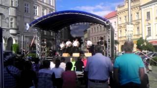 Video Saxmania v Jindřichově Hradci