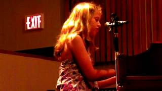 Camryn's rendition of Invincible by Chantal Kreviazuk