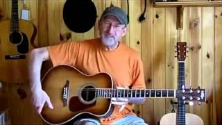 Bottleneck Blues Guitar Tips