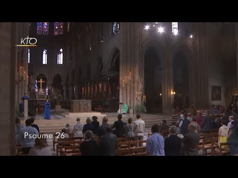 Messe du 15 juin 2018