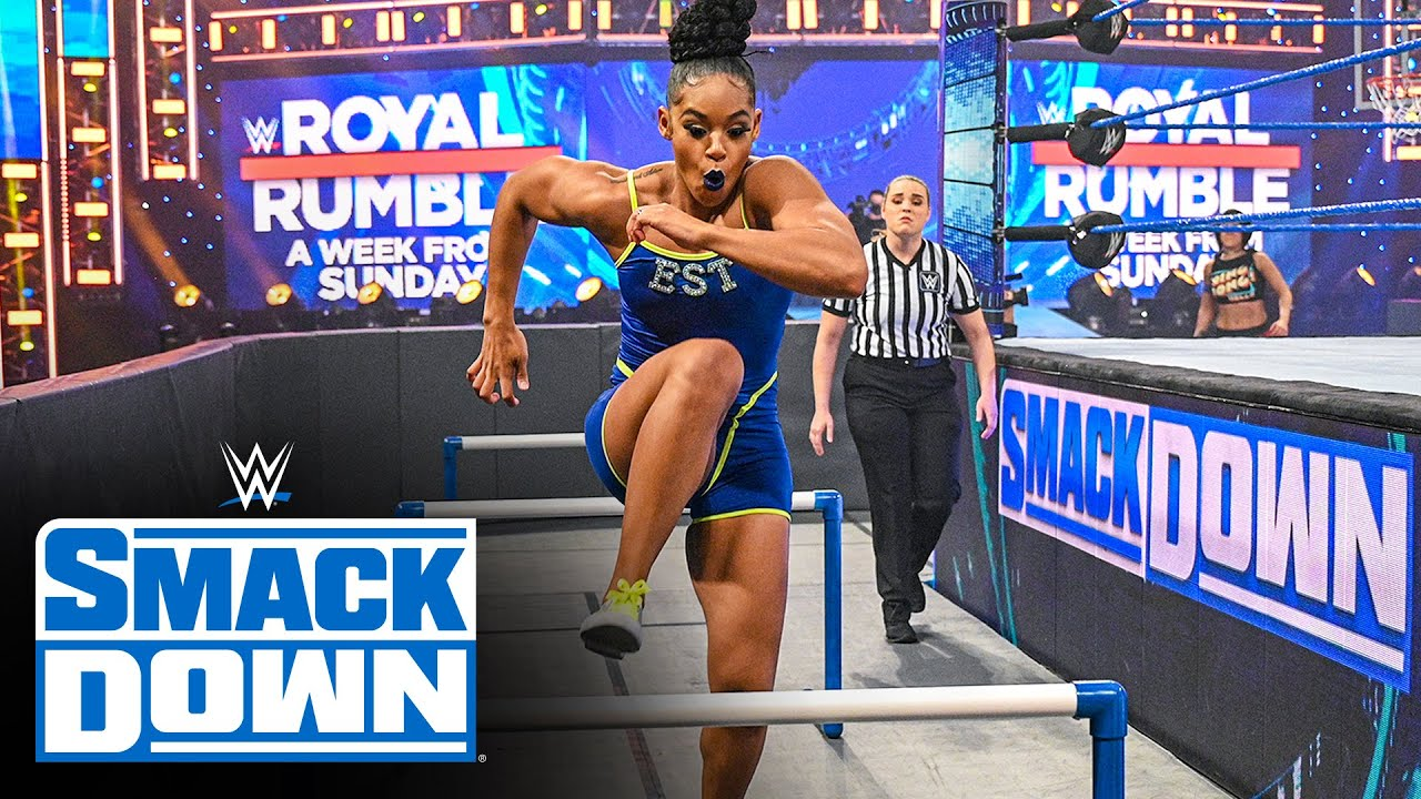 WWE SmackDown Overnight Ratings Featuring Bayley's Ultimate Athlete Obstacle Course