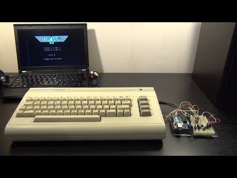 Приводим в порядок Commodore 64