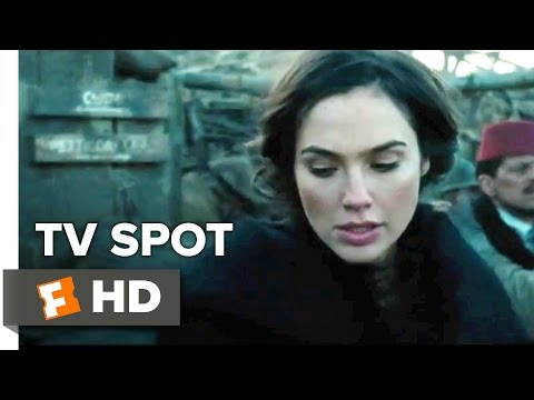 Wonder Woman TV Spot - Power (2017) | Movieclips Coming Soon