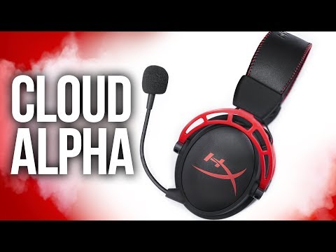 HyperX Cloud Alpha Gaming Headset Review – Holiday Tech Guide!