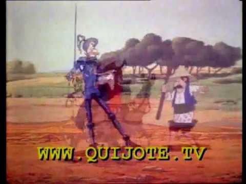 DON QUIXOTE OF LA MANCHA (1979) - English nana